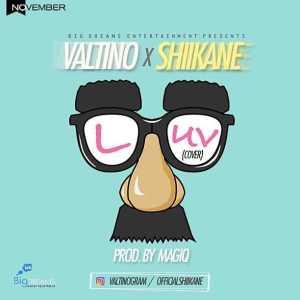 Valtino - Luv ft. Shiikane